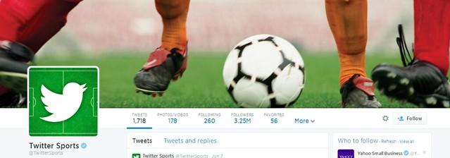 Twitter Sports TwitterSports on Twitter