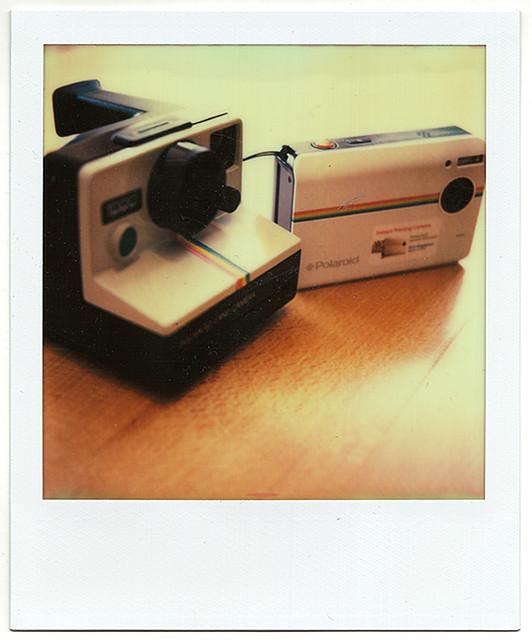 Polaroid 1000 et Z2300