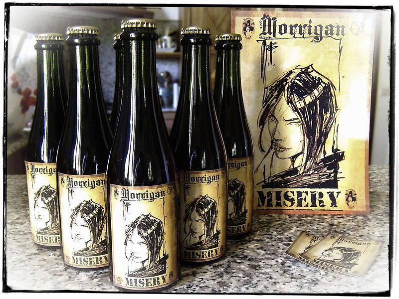 bottiglie Misery