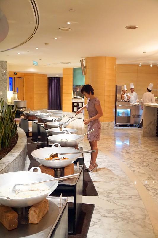 ramadan buka puasa - westin hotel kl-011