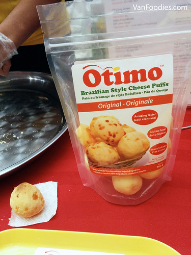 Otimo Brazilian Style Cheese Puffs