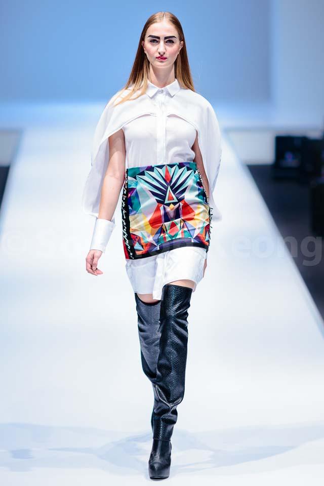 FIQ Farharn Collection - Kuala Lumpur Fashion Week 2014 (KLFW2014)