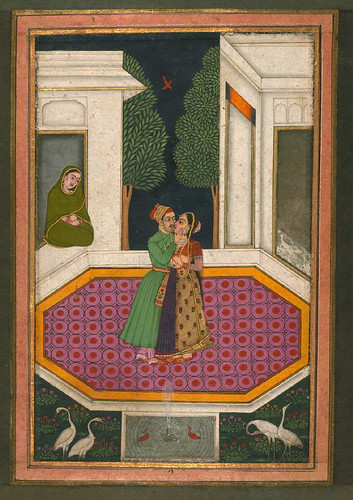 001-Album of Indian Miniatures and Persian Calligraphy- The Art Walters Museum MS. W.669