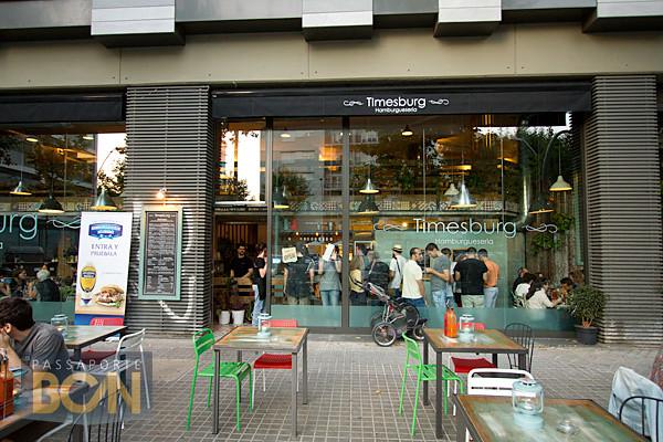 Timesburg, Barcelona