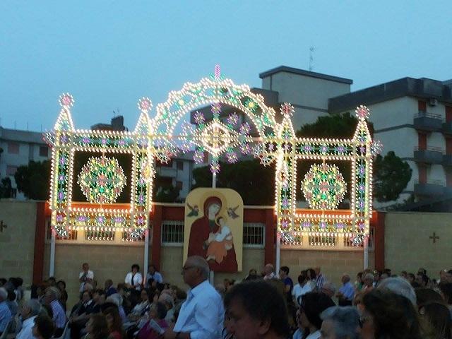 Noicattaro. Festa del Soccorso intero 1