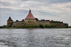 """Шлиссельбург, Россия, крепость """"Орешек"""""""
