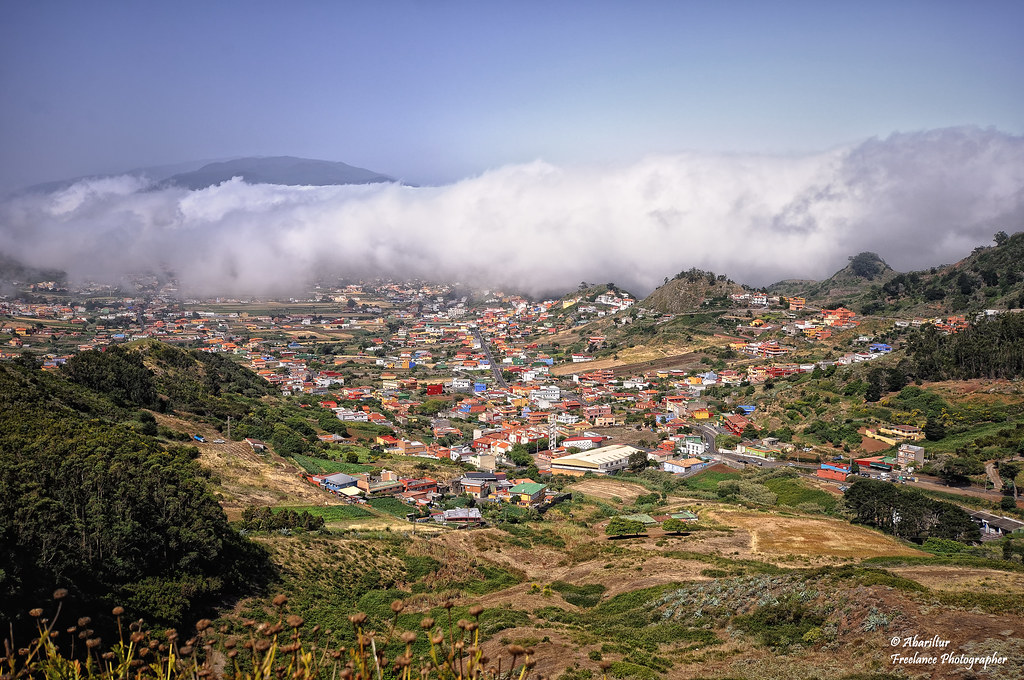 Mirador de Jardina. Parque Rural de Anaga. Tenerife