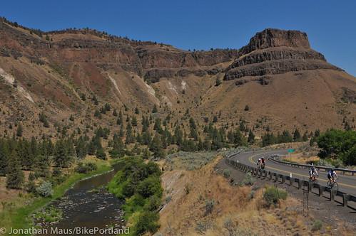 Treo Bike Ranch trip Day 2 - John Day River Valley-41