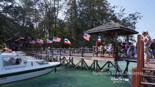 Mamutik Island 01