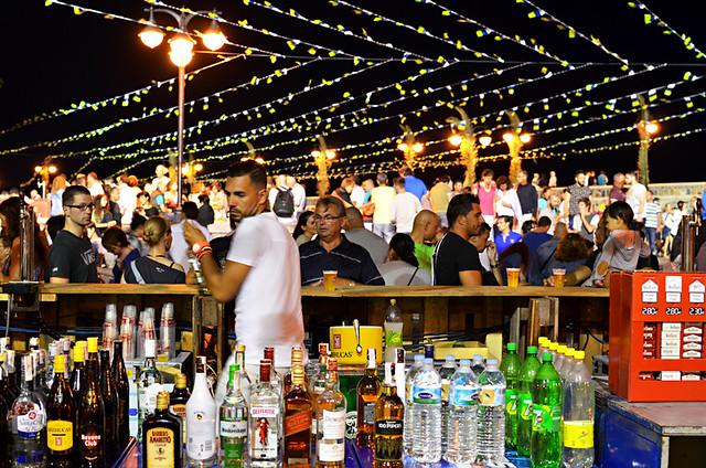 Bar, Sardinada, Puerto de la Cruz, Tenerife