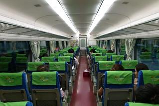 606次一般車廂