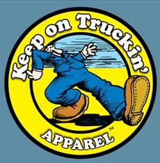 Keep On Truckin
