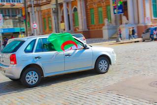 Argélia em Porto Alegre!