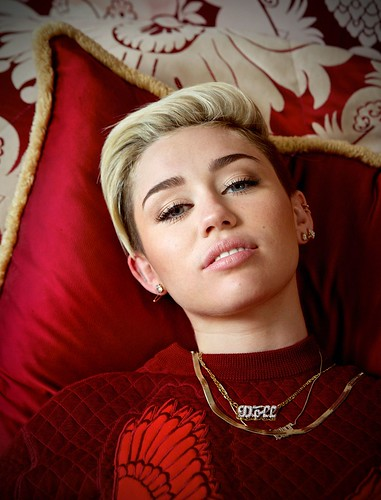 Miley Cyrus 'We Can't Stop' Promotion Tour in Berlin (2013)