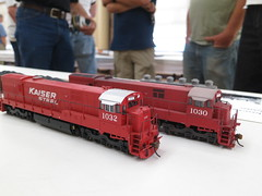 Kaiser Locomotives