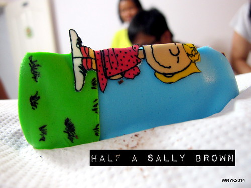 Half a Sally Brown