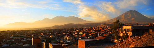 city peru nikon andes arequipa volcan d7000