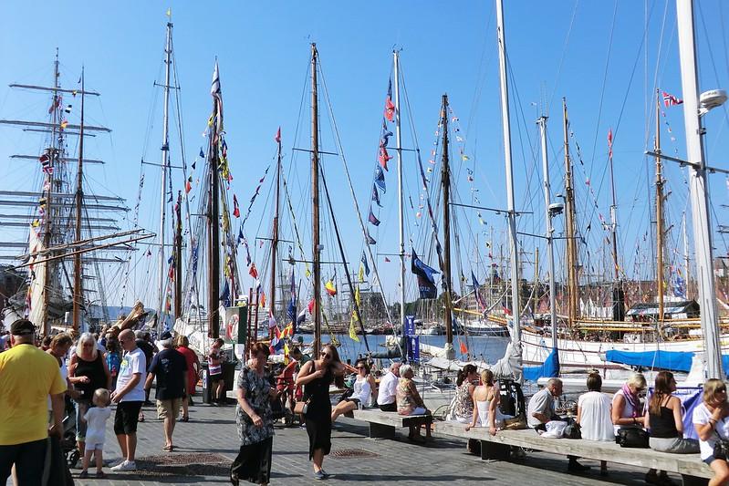 Tall Ships Races Bergen 2014