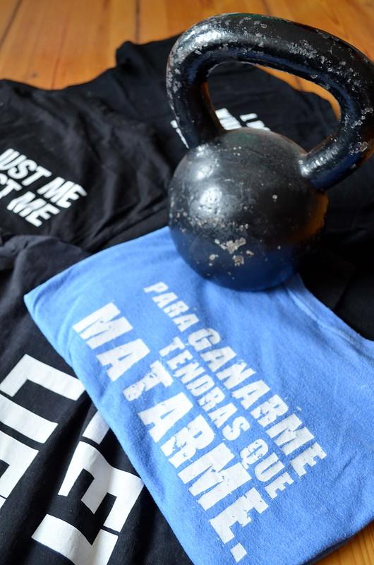 foto camisetas crossfit