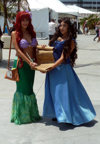 Ariel and Vanessa