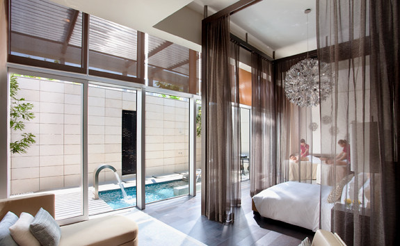 Crown Spa Suite at Crown Towers Macau
