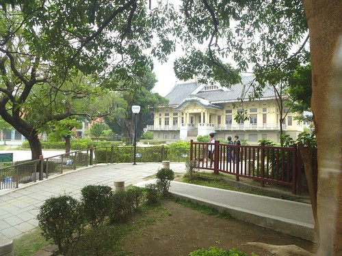 Taiwan-Tainan-Temple Confucius-Culture (1)