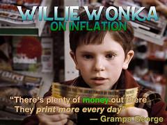 Willy Wonka: on Money