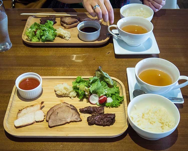 2014年8月3日の昼ご飯