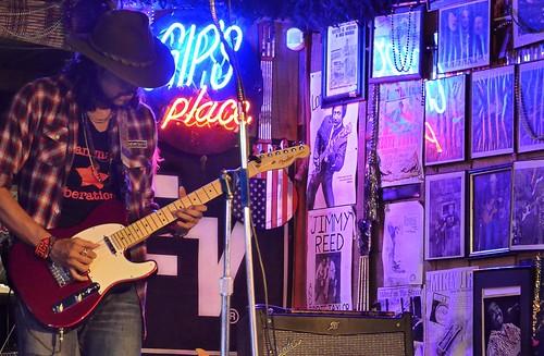 Carlos Elliot, Jr. at Gip's Place