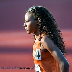 Womens 400 m Victoria  Track Classic 2014