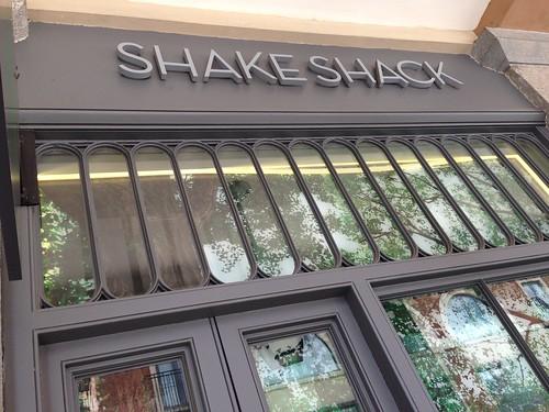 Shake Shack, Covent Garden. London. Londres