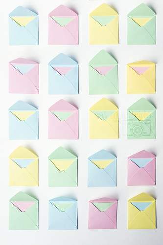 love letters...