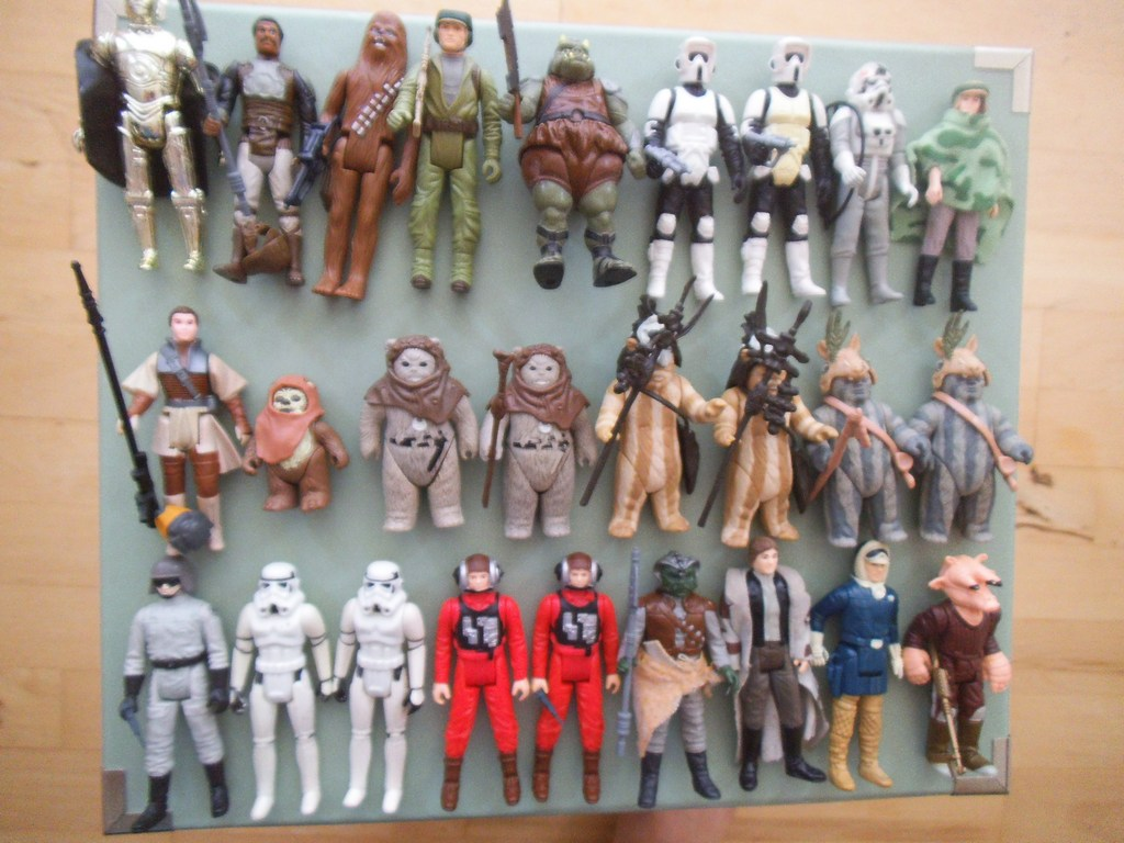 Star Wars childhood collection for sale