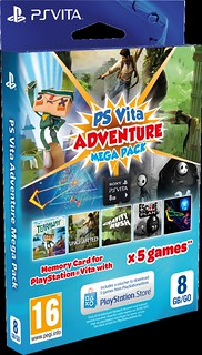 PS Vita Adventure Mega Pack bundle coming this Autumn - PlayStation