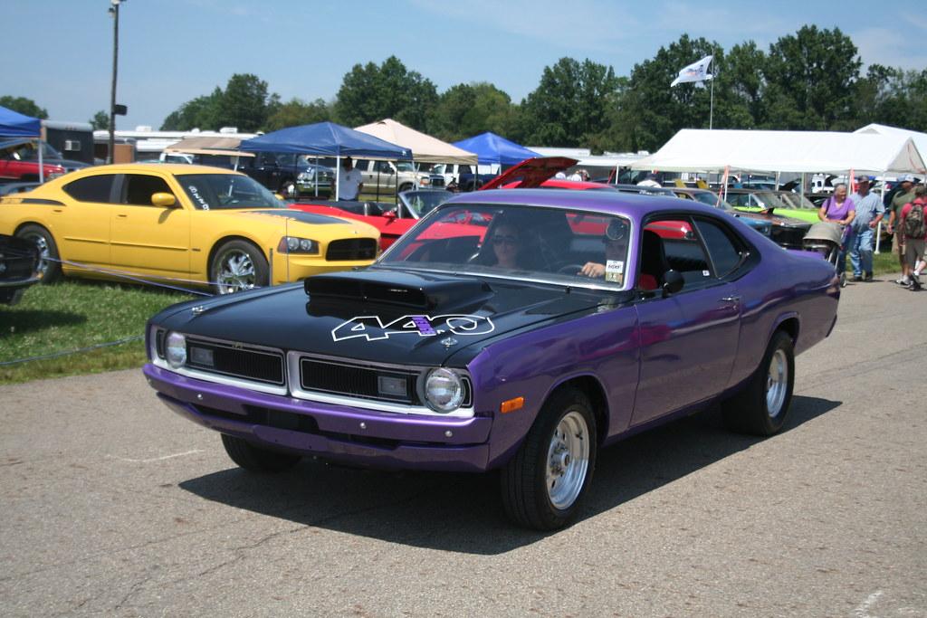 1971 Dodge Dart Demon 440