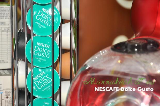 Nescafe Dolce Gisto Marrakech Tea 2