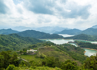石碇 . 千島湖