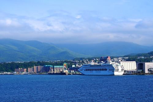 小樽港 Otaru,Hokkaido