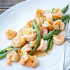 Shrimp Scampi with Green Beans