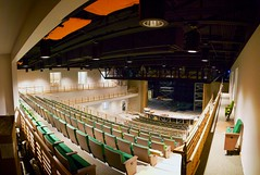 Large Auditorium from Back