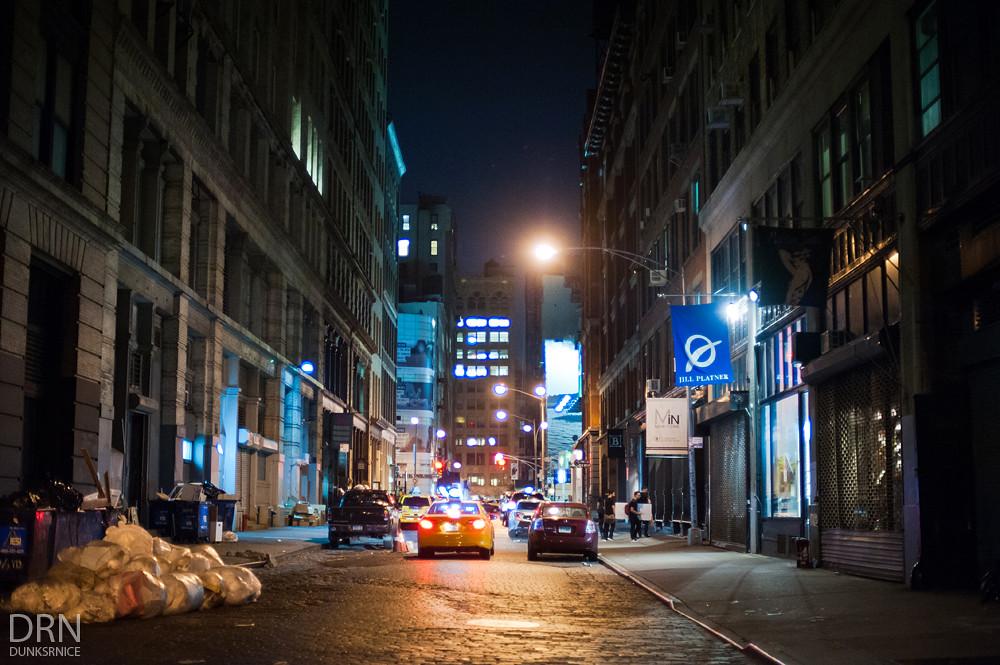 New York - Day 001