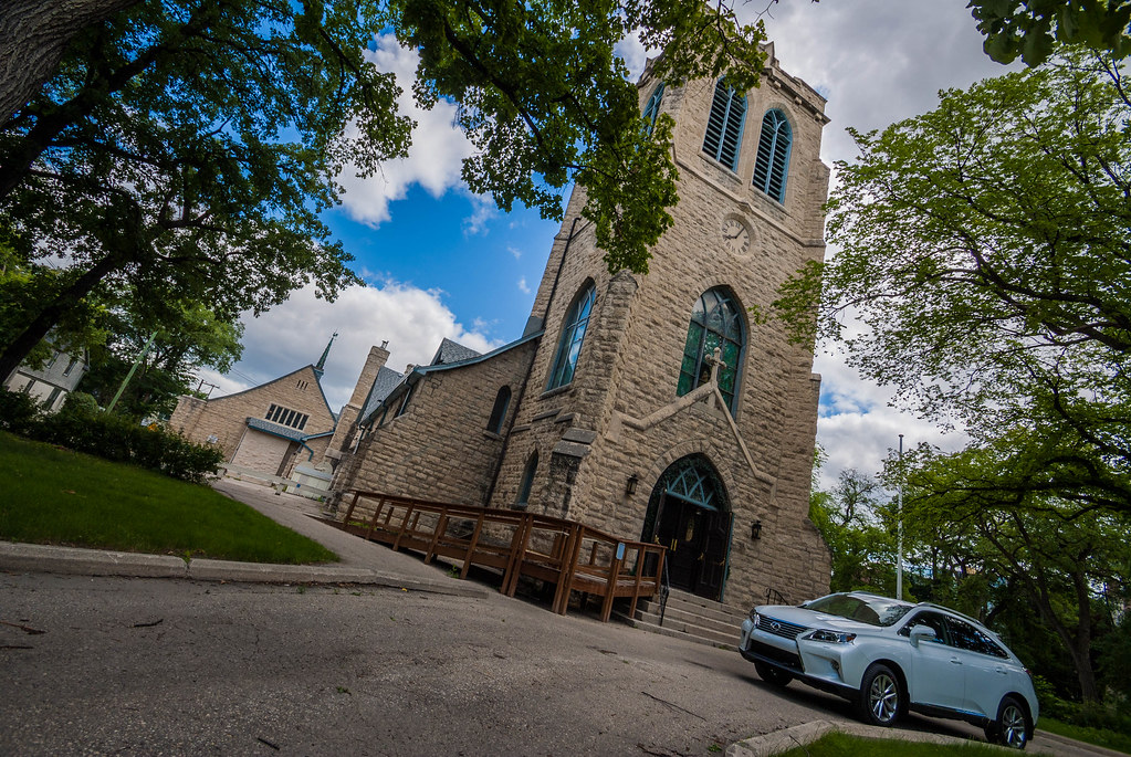St. Luke's Anglican Church - Winnipeg