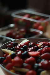 Summer Fruits Salad