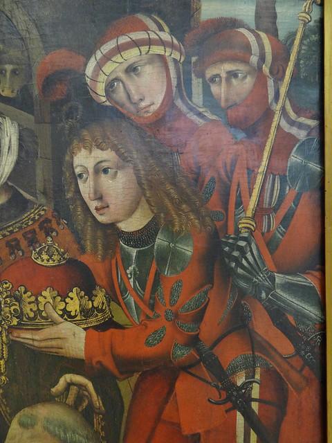 ca. 1480-1490 - 'Adoration of the Magi', Schwaben, Schlosskapelle, Harburg, Germanisches Nationalmuseum, Nürnberg, Bayern, Germany