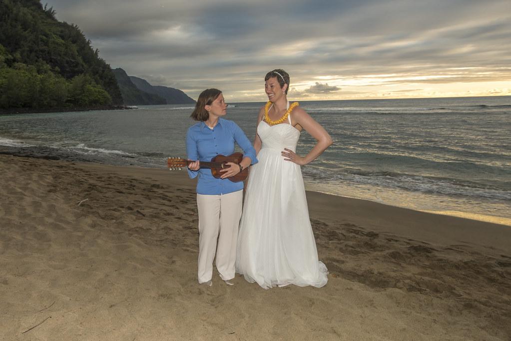 Ke E Beach Wedding 103 Maile Photography From Our Wedding