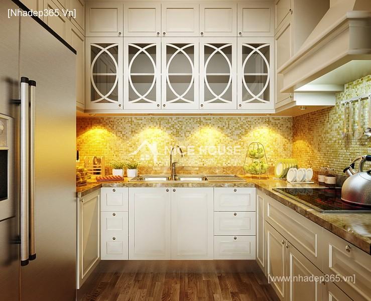 Thiết kế căn hộ chung cư Láng Hạ - HN_4