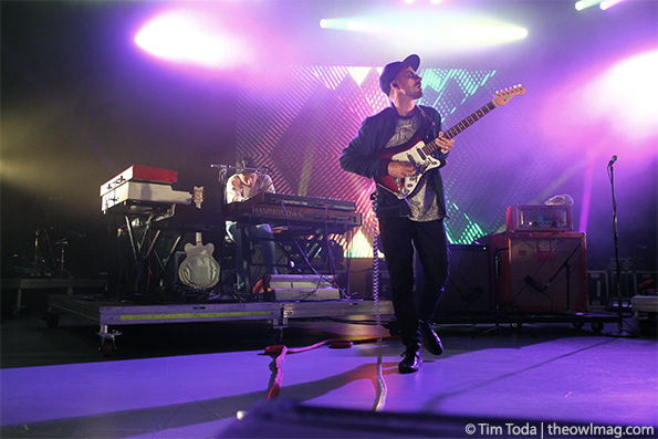 Portugal. The Man @ Greek Theatre, LA 8/15/14