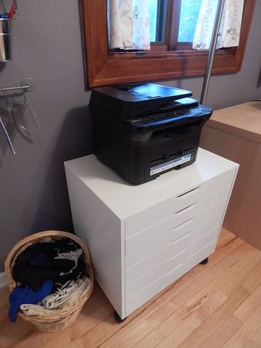 Sewing Room - Alex drawer unit
