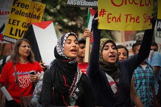 Palestine Solidarity Rally