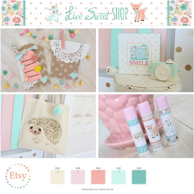 Live Sweet Shop